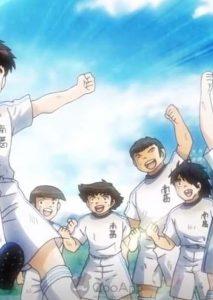 Kaptan Tsubasa Rüya Takımı Serisi
