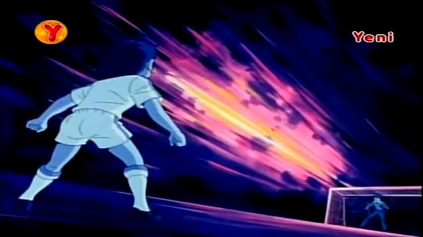 Kaptan Tsubasa İlk Seri 5. Bölüm
