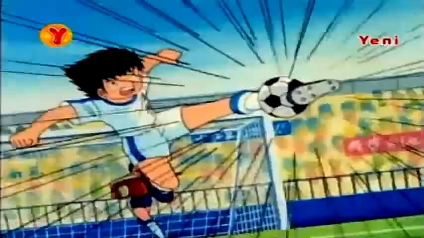 Kaptan Tsubasa Anime - Rüya Takımı