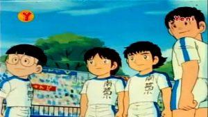 Kaptan Tsubasa İlk Seri 8. Bölüm