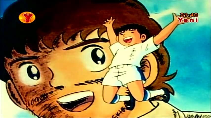 Kaptan Tsubasa İlk Seri 10. Bölüm HD
